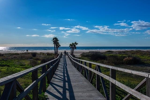 Destinos playa España